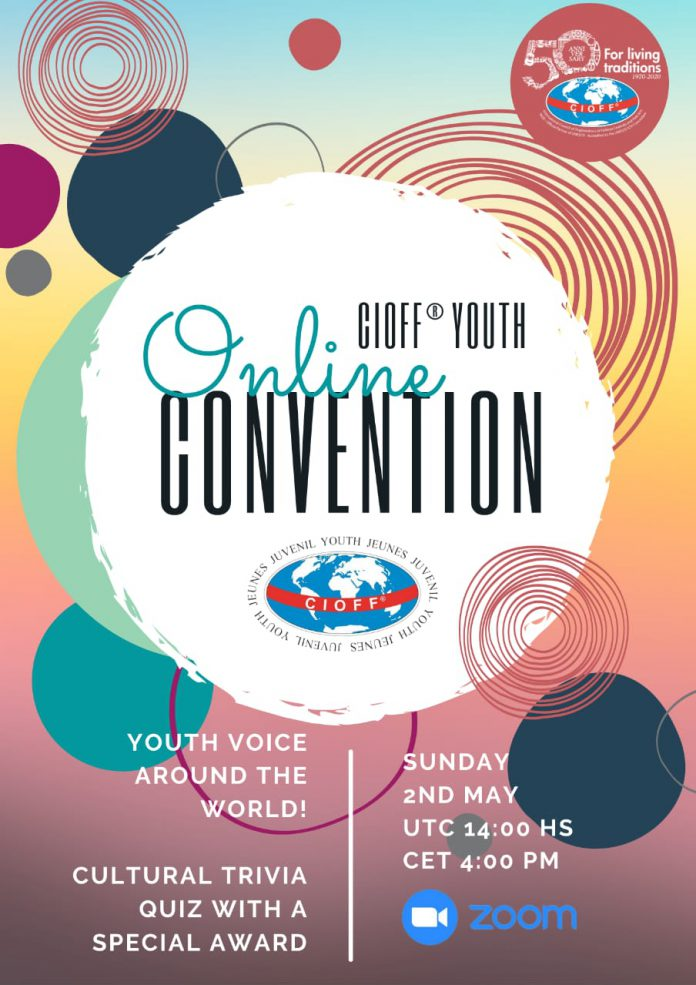 Convenție online pentru tineret CIOFF®